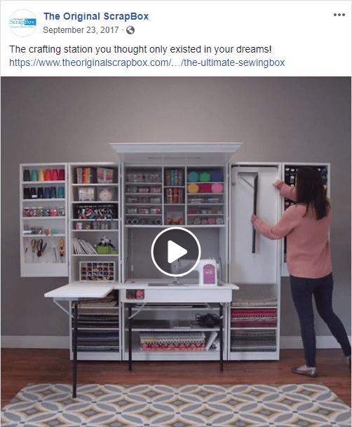 Ultimate SewingBox Ad